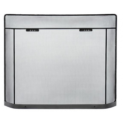 Fireplace Screen & Spark Guard