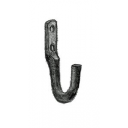 Small Wrought Iron Hook