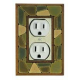 Mosaic Outlet Switch Plate