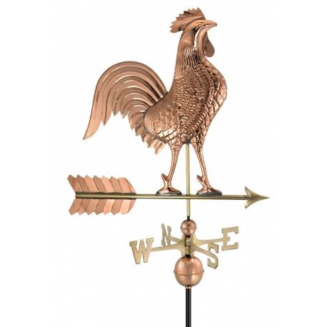 Proud Rooster Weathervane, 27""