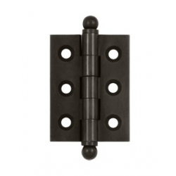 """Oil-Rubbed Bronze 2""""X 1 1/2"""" Cabinet Hinge"""