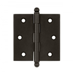 """Oil-Rubbed Bronze 3""""X 2"""" Cabinet Hinge"""