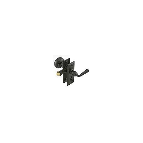 Annapolis Screen Door Lock Black