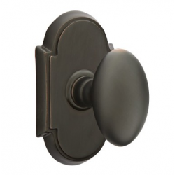 No. 1003 Door Knob (ARC) Oil Rubbed Bronze