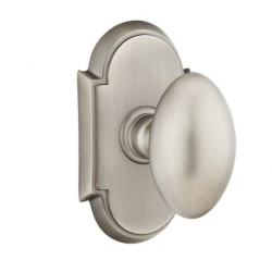 No. 1003 Door Knob (ARC) Pewter