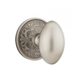 No. 1003 Door Knob (ORN) Pewter