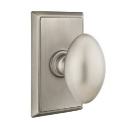 No. 1003 Door Knob (RCT) Pewter