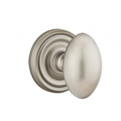No. 1003 Door Knob (RND) Pewter