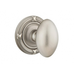 No. 1003 Door Knob (RBR) Pewter