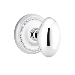 No. 1003 Door Knob (RPD) Polished Chrome