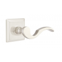 No. 5000 Door Lever (SQR) Satin Nickel