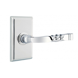 No. 5010 Door Lever (RCT) Polished Chrome