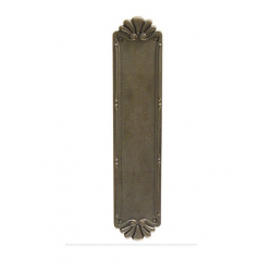 Medium Bronze Push Plate