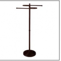 "Oil Rubbed Bronze ""S"" Shaped Towel Rack"