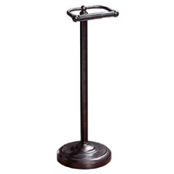 Oil Rubbed Bronze Free Standing Toilet Tissue Holder